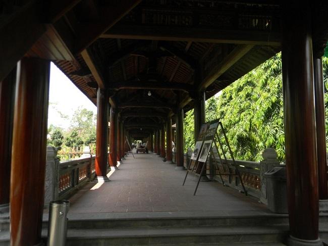 Nam Phương Linh Từ - khu du lịch tâm linh duy nhất ở miền Tây 7