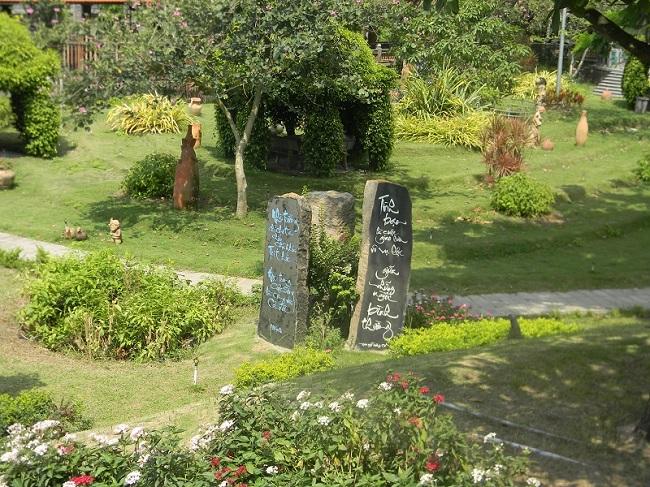 Nam Phương Linh Từ - khu du lịch tâm linh duy nhất ở miền Tây 8