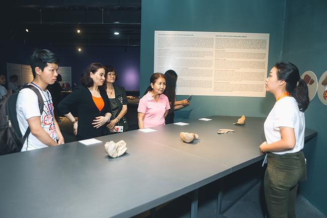 """Khám phá """"Sự bí ẩn đặc biệt của cơ thể người"""" đầu tiên tại Việt Nam 2"""