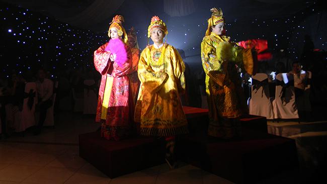 Cội nguồn đầy hương sắc trong đêm hội Di sản Việt Nam 3