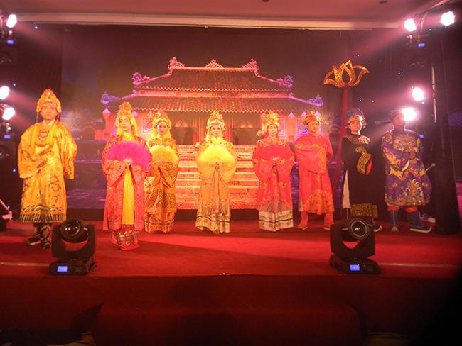 Cội nguồn đầy hương sắc trong đêm hội Di sản Việt Nam 4