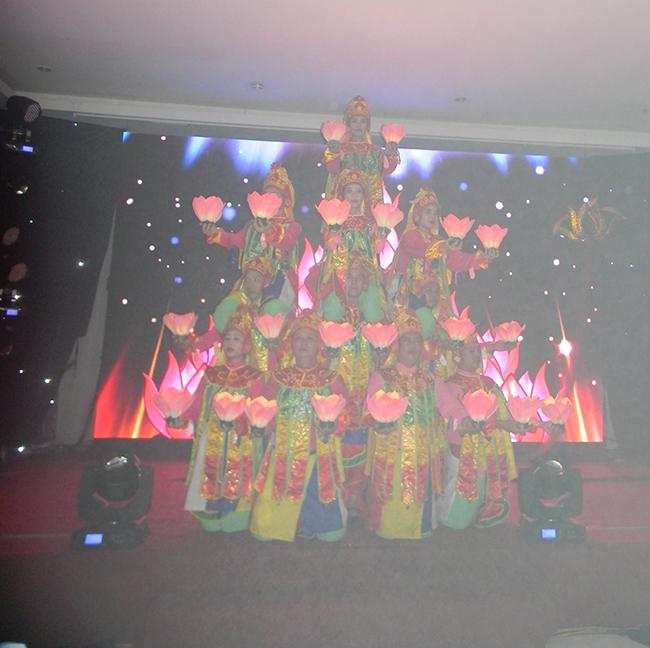 Cội nguồn đầy hương sắc trong đêm hội Di sản Việt Nam 2