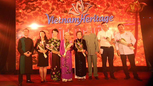 Cội nguồn đầy hương sắc trong đêm hội Di sản Việt Nam 9
