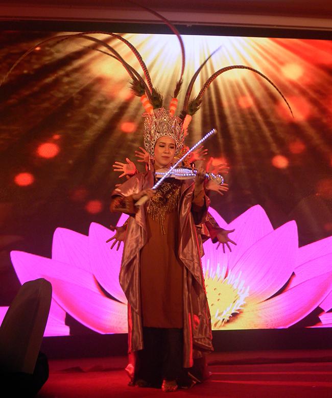 Cội nguồn đầy hương sắc trong đêm hội Di sản Việt Nam 6