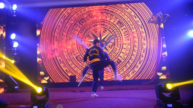 Cội nguồn đầy hương sắc trong đêm hội Di sản Việt Nam 13