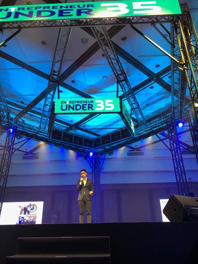 Under 30 Forbes châu Á Tống Nhật Dương: Thành công dựa trên sự tác động của dịch vụ tới xã hội chứ không phải các con số tài chính
