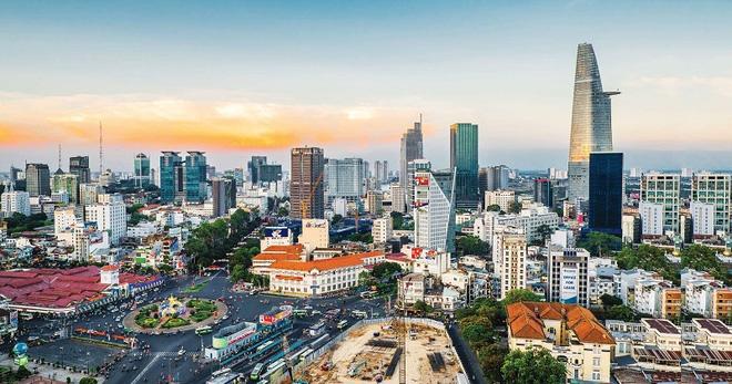 Việt Nam - Thị trường có mức lợi suất văn phòng cao nhất thế giới 2
