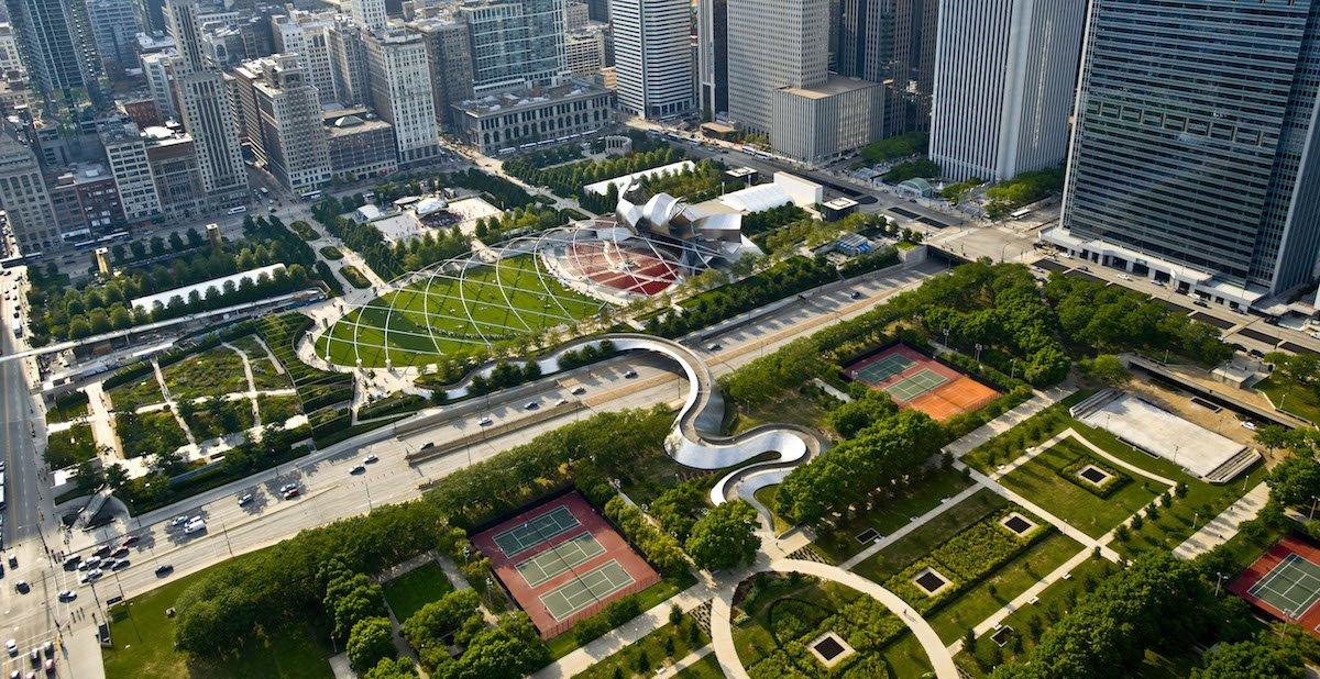 Chiêm ngưỡng 10 không gian công cộng đẹp nhất thế giới 1