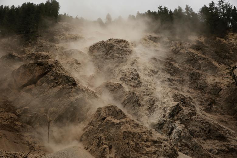 Những thảm họa thiên nhiên tàn khốc năm 2017 9