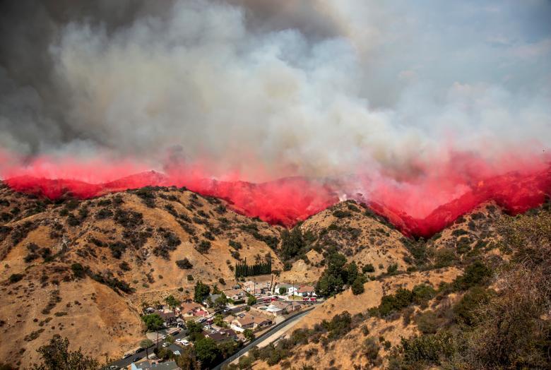 Những thảm họa thiên nhiên tàn khốc năm 2017 4