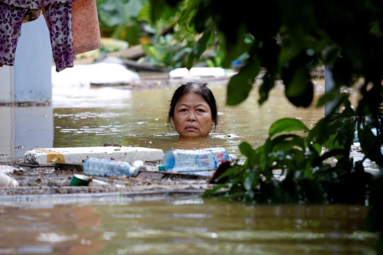 Những thảm họa thiên nhiên tàn khốc năm 2017
