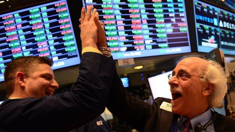 2017 – Một năm hân hoan của thị trường chứng khoán toàn cầu