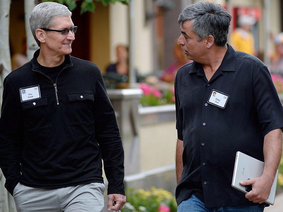 Một ngày của CEO Apple: thức dậy từ 3:45 sáng và thu về 102 triệu USD vào năm 2017 5