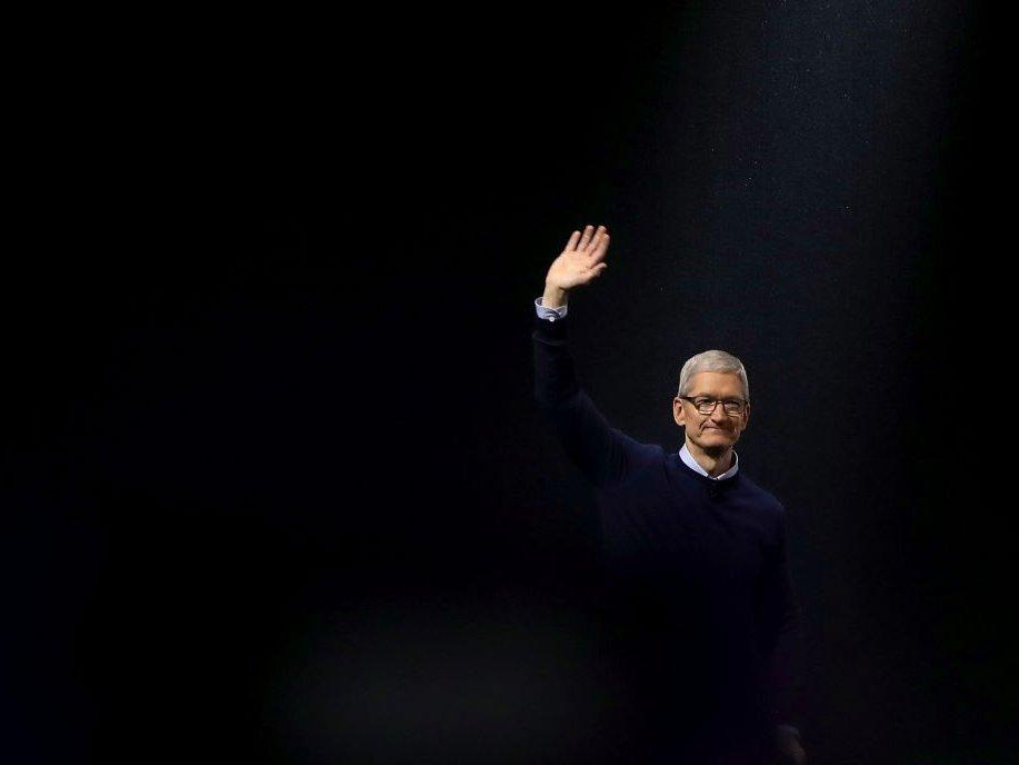 Một ngày của CEO Apple: thức dậy từ 3:45 sáng và thu về 102 triệu USD vào năm 2017 8