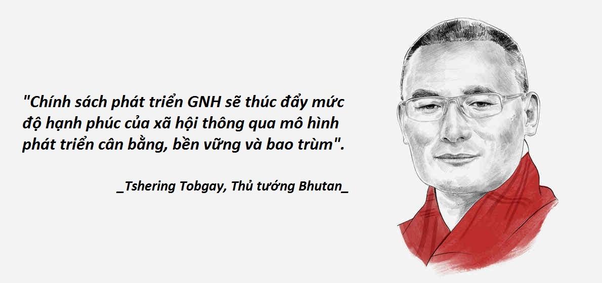 Thủ tướng Bhutan chia sẻ chiến lược xây dựng doanh nghiệp hạnh phúc
