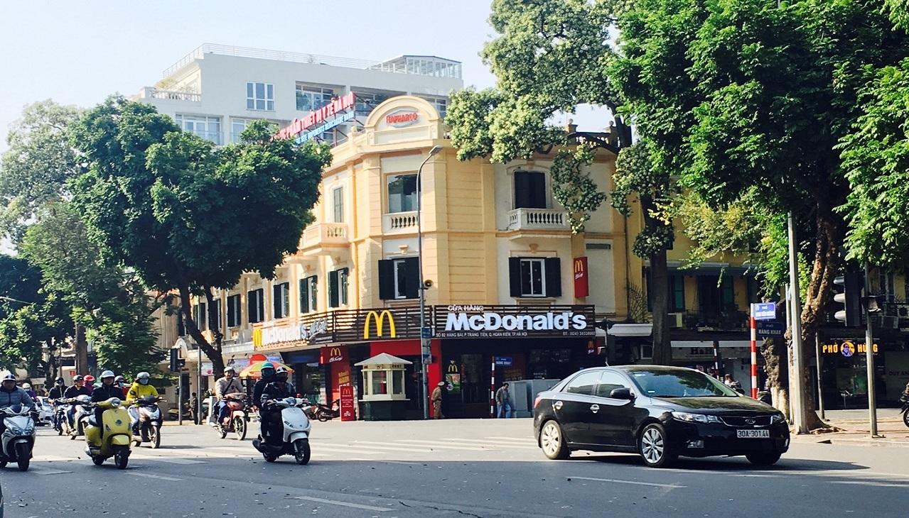Công ty ít tên tuổi làm đối tác của McDonald's ở Việt Nam