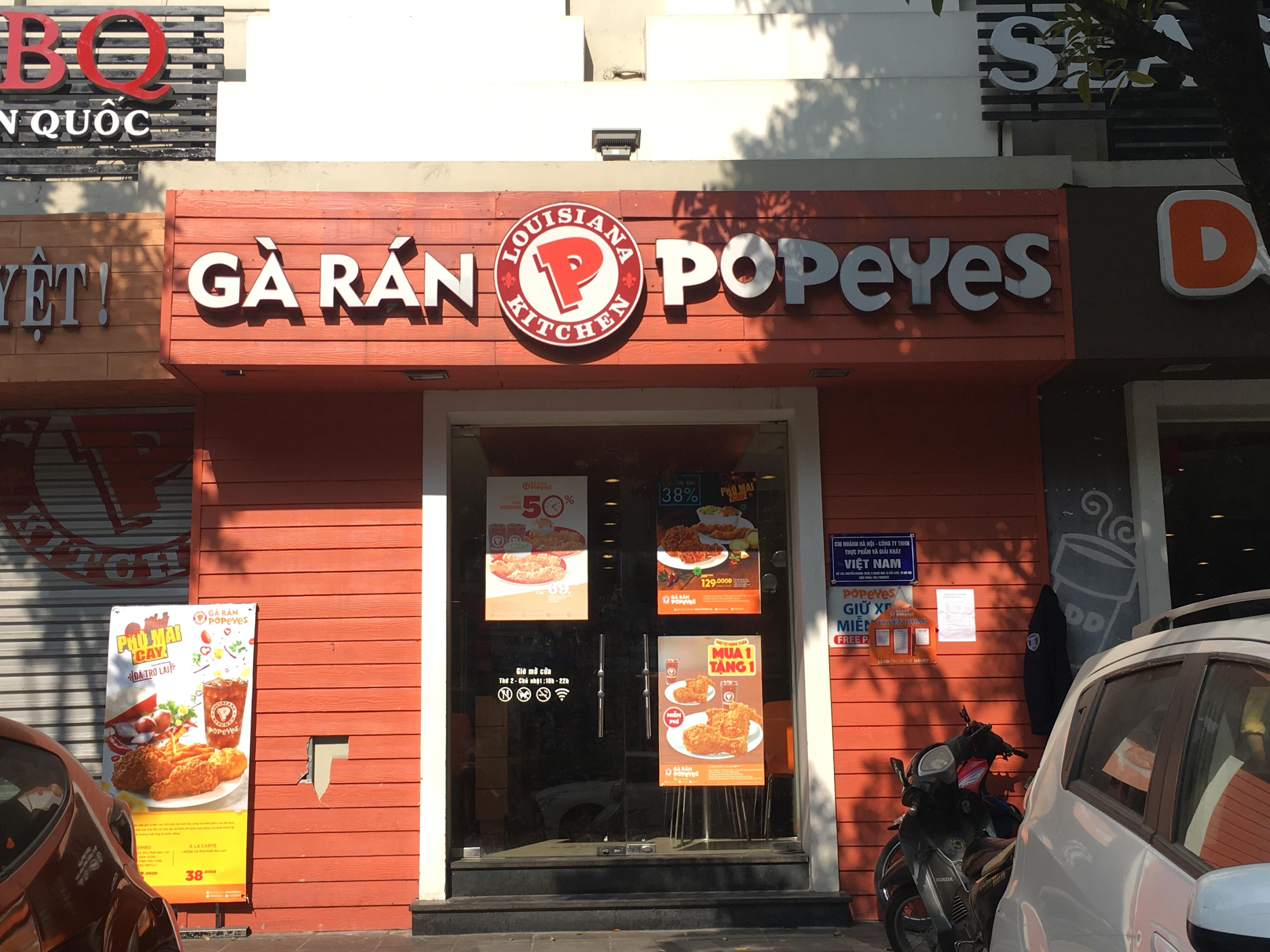 Sôi động thị trường đồ ăn nhanh Việt Nam 6