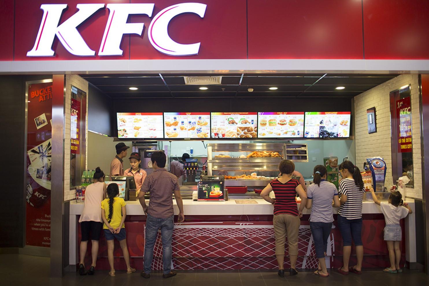 Sôi động thị trường đồ ăn nhanh Việt Nam 3