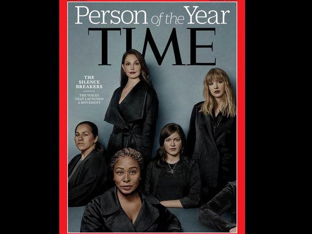 """Tạp chí TIME công bố nhân vật của năm: """"Những người phá vỡ sự im lặng"""""""