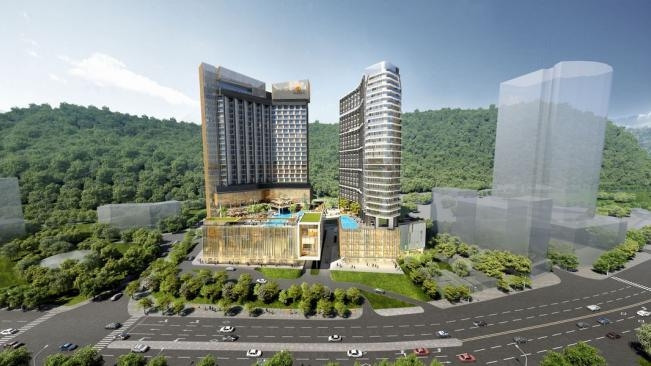 Hạ Long khởi công dự án khách sạn 2.000 tỷ đồng