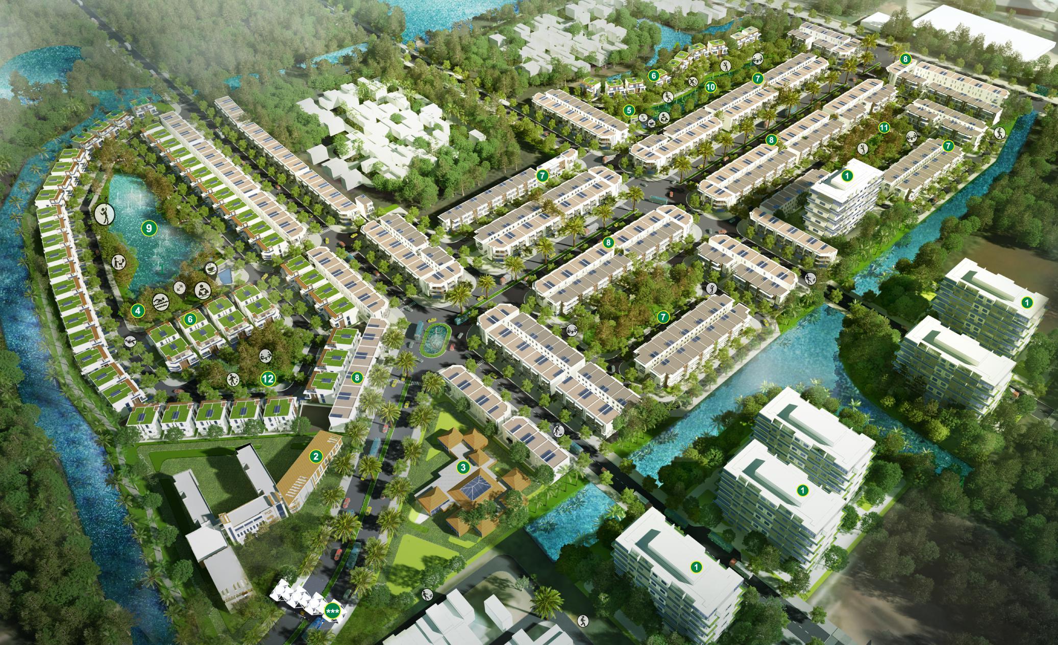 Phú Long công bố dự án đầu tiên tại khu Đông TP. HCM