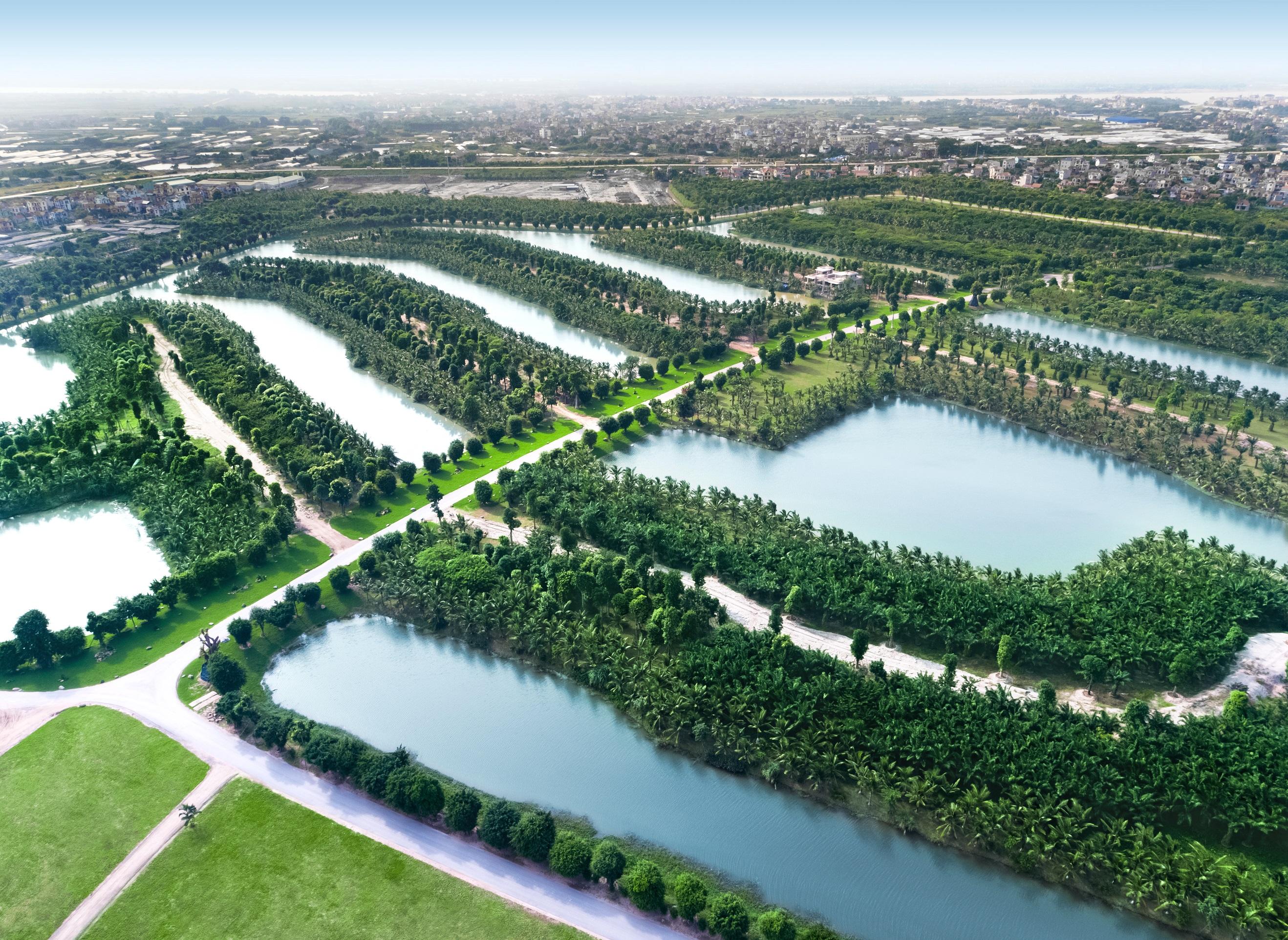 """Ecopark nhận giải thưởng """"Khu đô thị phức hợp tốt nhất Việt Nam"""""""