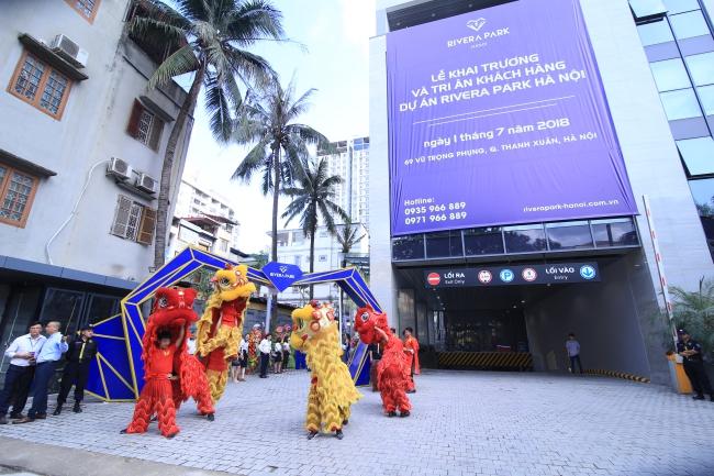 Dự án Rivera Park Hà Nội bắt đầu bàn giao nhà cho khách hàng. 2
