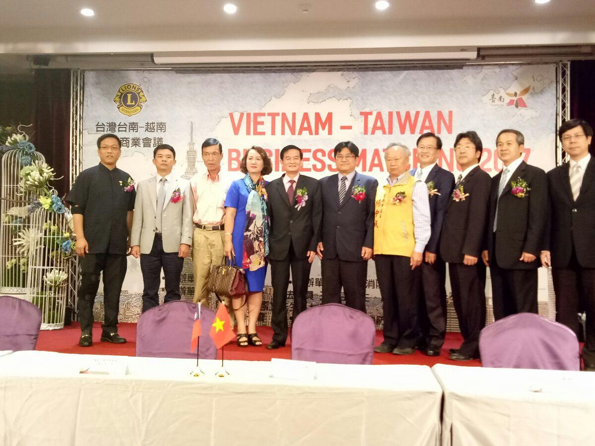 VACD ký kết ghi nhớ hợp tác với thành phố Đài Nam 5