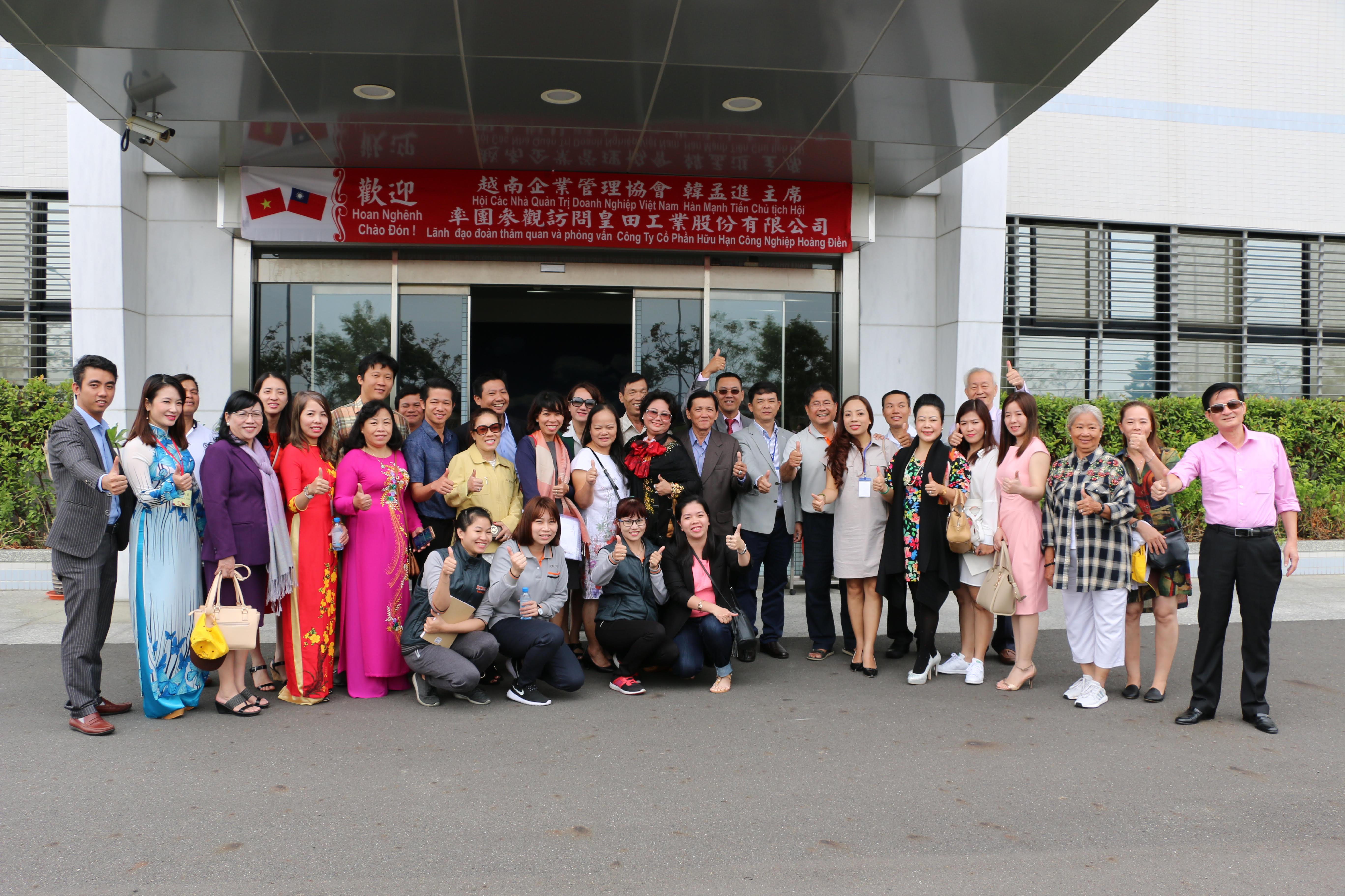 VACD ký kết ghi nhớ hợp tác với thành phố Đài Nam 2