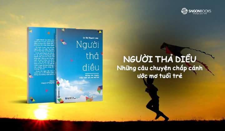 """""""Người thả diều"""" Lê Thị Thanh Lâm 1"""