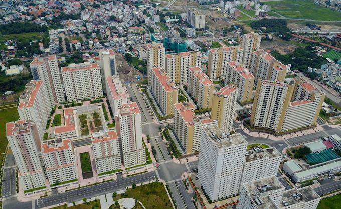 Vì sao TP. HCM thất bại trong kế hoạch tái định cư 12.000 hộ dân tại Thủ Thiêm?