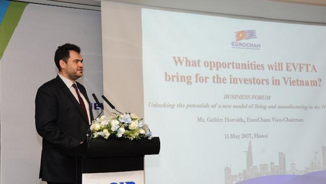 Phó chủ tịch EuroCham: Việt Nam sẽ gặp nhiều thách thức trong khuôn khổ EVFTA