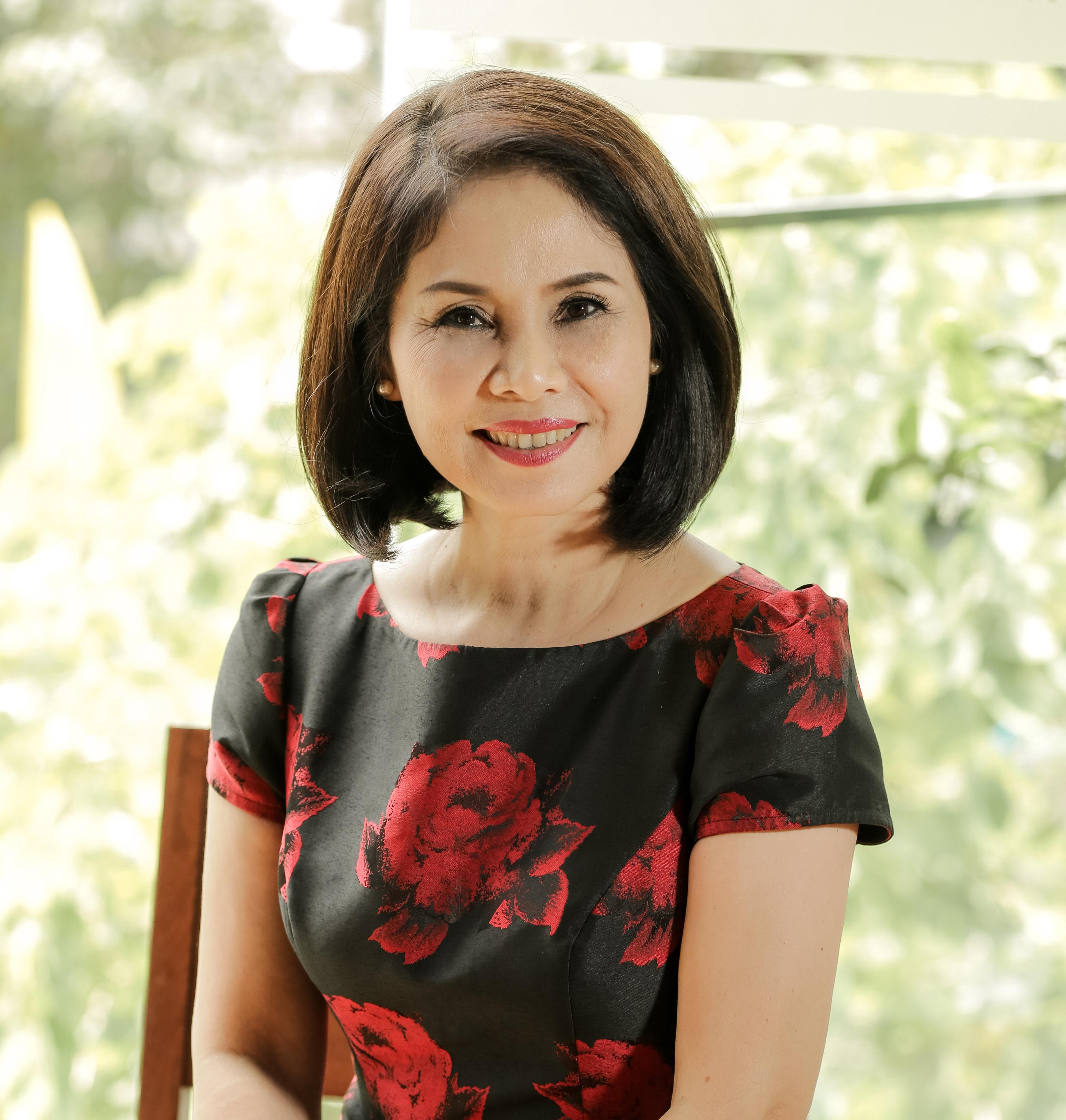 Lê Thị Thanh Lâm, người kinh doanh… ký ức