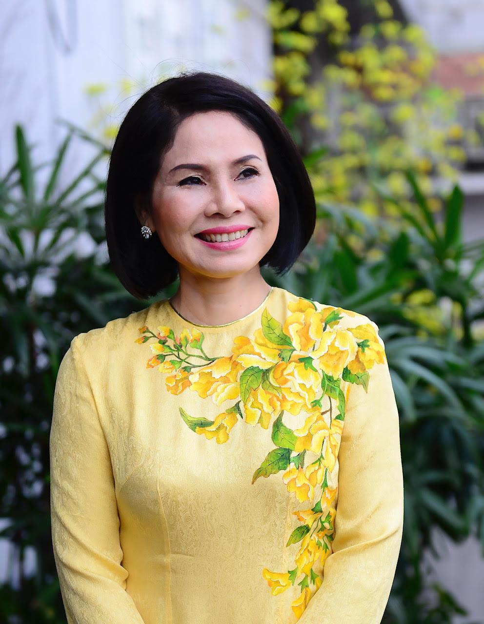 Lê Thị Thanh Lâm, người kinh doanh… ký ức 2