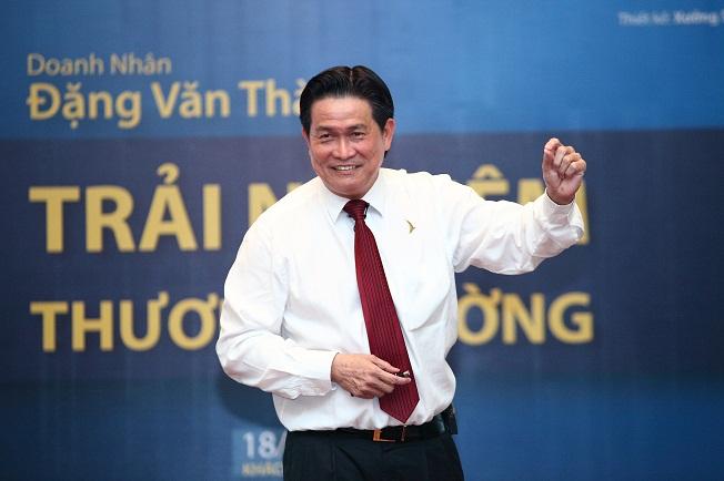 """Ông Đặng Văn Thành: """"Say mê công việc nhưng đừng say mê quyền lực"""" 1"""