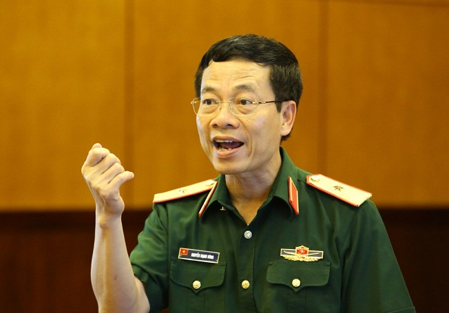 Tổng giám đốc Viettel Nguyễn Mạnh Hùng: 'Làm trước sau đó mới học'