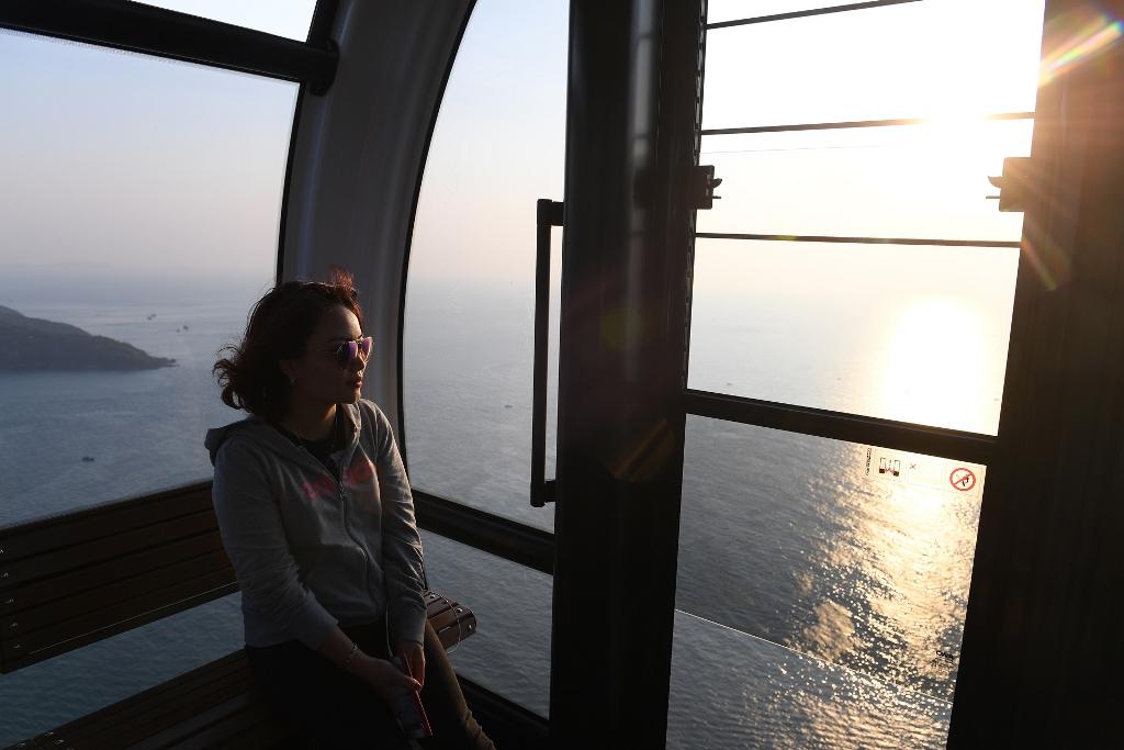 Phú Quốc khai trương cáp treo vượt biển dài nhất thế giới 1