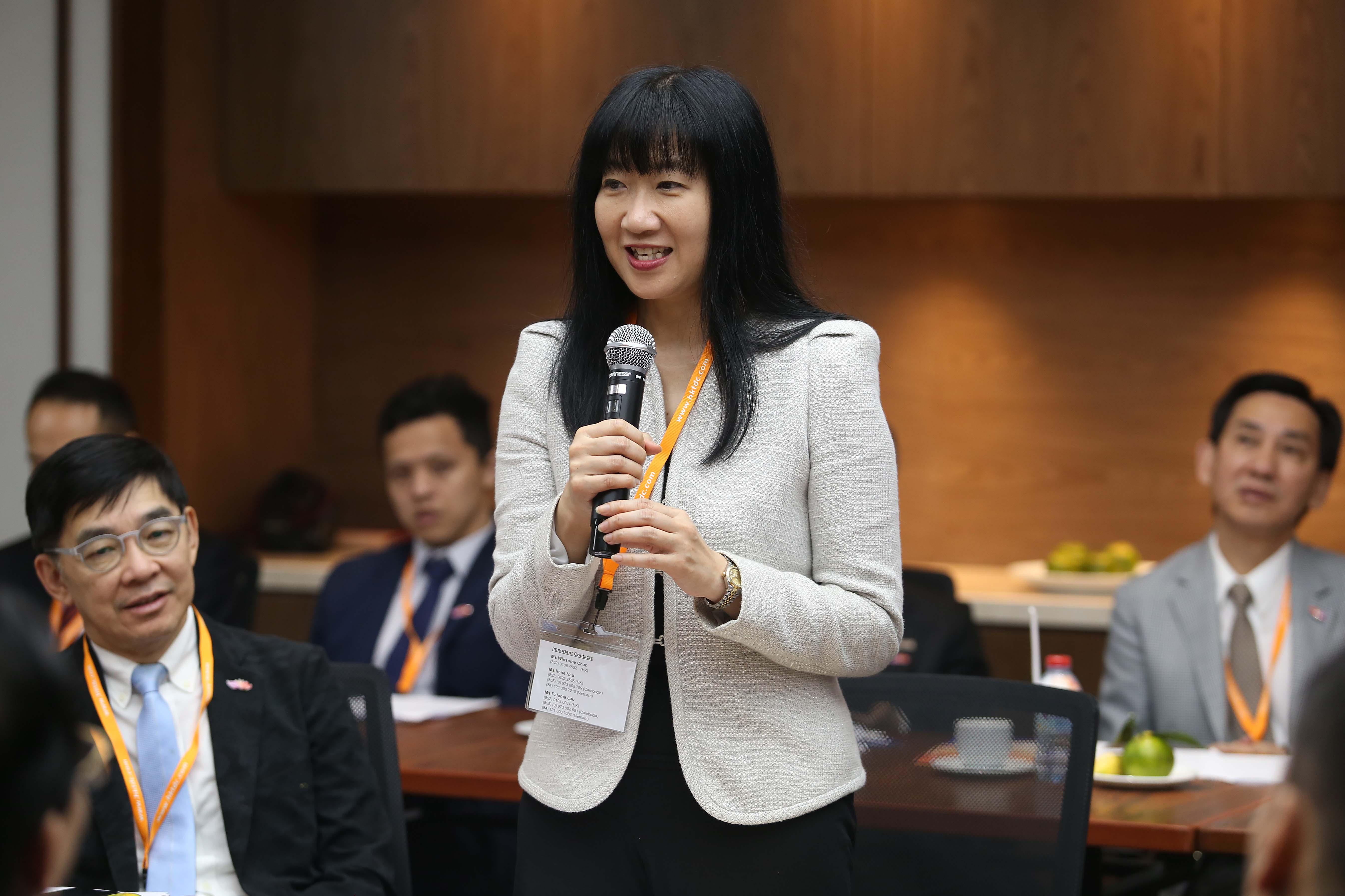 Nhiều cơ hội hợp tác phát triển kinh doanh với Hong Kong