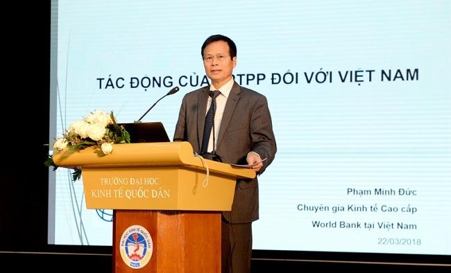 Việt Nam ứng phó thế nào khi tranh chấp thương mại trong CPTPP sẽ gia tăng?