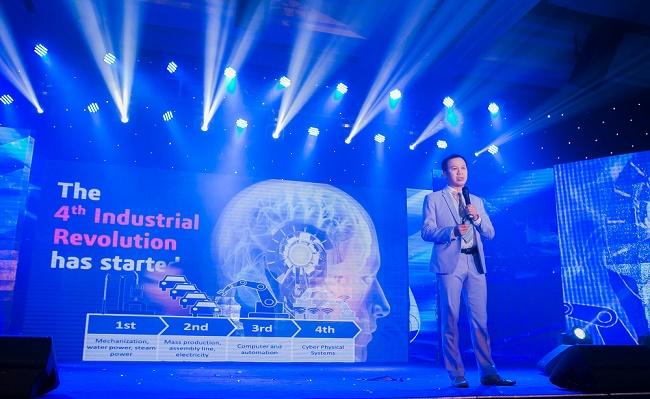 'Là doanh nhân Việt, hãy luôn khiêm tốn và tử tế'
