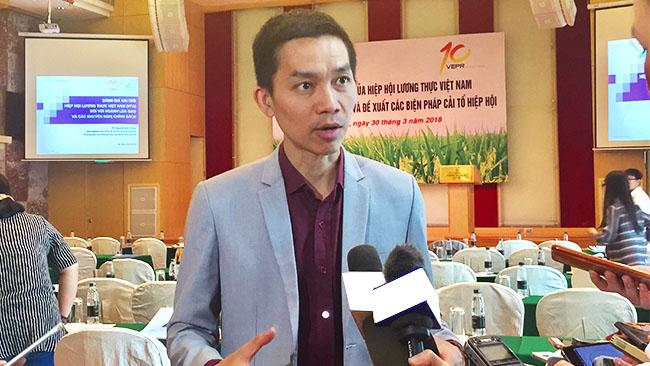 'Giấy phép con' trong xuất khẩu gạo: Con dấu đỏ của Hiệp hội Lương thực Việt Nam