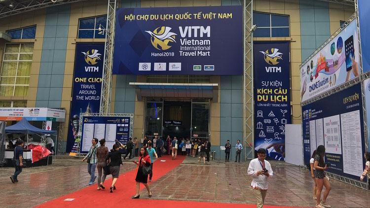 Những không gian văn hóa hòa quyện tại hội chợ du lịch quốc tế Việt Nam
