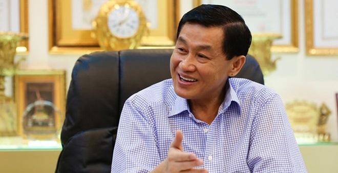 'Ông trùm hàng hiệu' Jonathan Hạnh Nguyễn rót 10.000 tỷ đồng xây khu phi thuế quan tại Vân Đồn