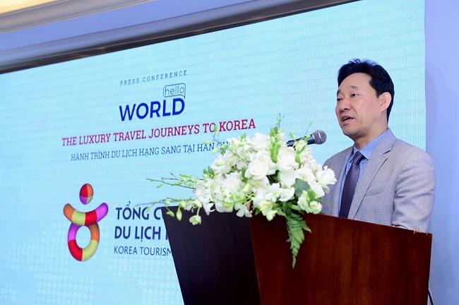 Trải nghiệm du lịch hạng sang tại Hàn Quốc