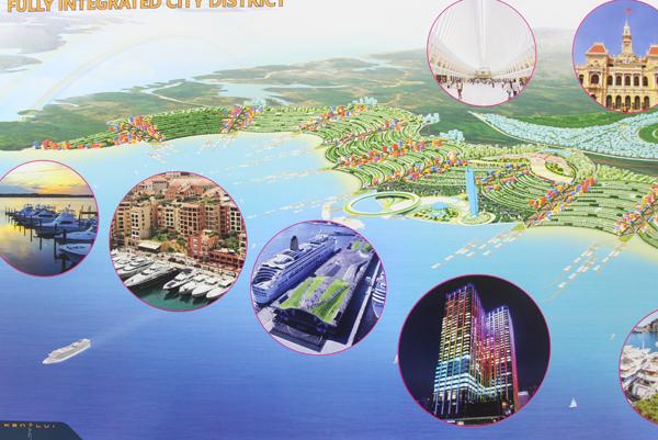 Liên danh 3 nhà đầu tư lên ý tưởng quy hoạch loạt siêu dự án hơn 10 tỷ ở đăcVân Đồn