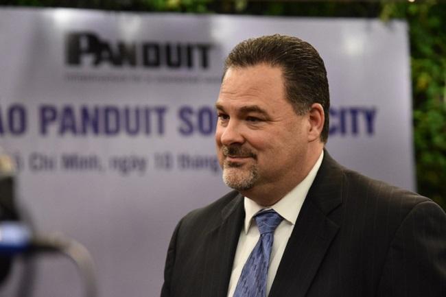 Phó chủ tịch Tập đoàn Panduit: Việt Nam có khả năng sánh ngang với các cường quốc công nghệ số