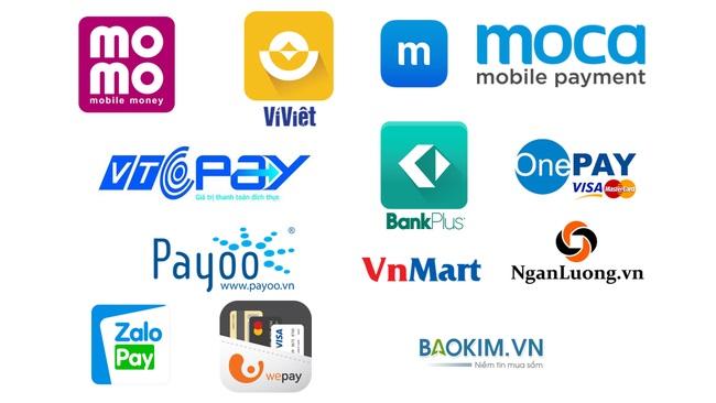 Cuộc chiến khốc liệt trên thị trường ví điện tử