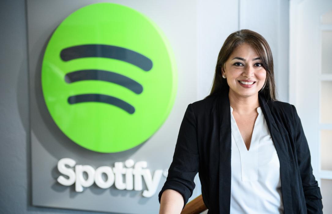Gã khổng lồ Spotify và cuộc chiến giành cờ trận trên thị trường nhạc số Việt Nam