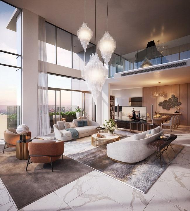 Duplex Ancora vì sao hút giới đầu tư Hà thành? 1