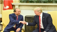 Thủ tướng Nguyễn Xuân Phúc thăm Hoa Kỳ